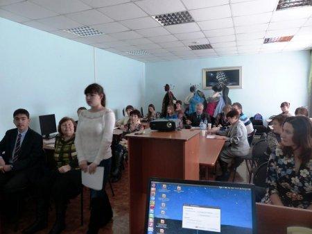 Региональный конкурс водных проектов старшеклассников ЕАО