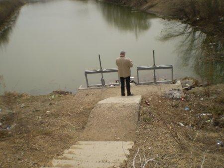 Обследование Икуринского водоотводного канала в ЕАО