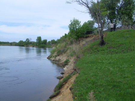 Предпаводковое обследование береговых участков Биробиджанского района