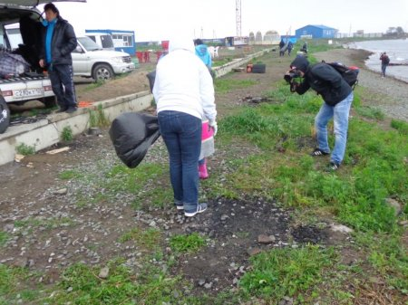К Международному дню очистки водоёмов