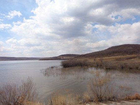 Обследование ГТС Малоказачинского водохранилища