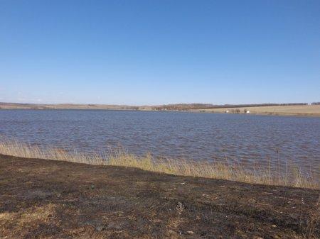 Обследование ГТС Куликовского водохранилища