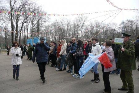 Всероссийский экологический  субботник в ЕАО