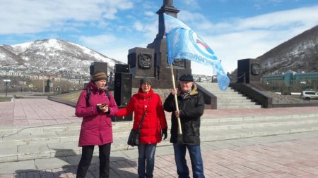 Всероссийский экологический субботник на Камчатке
