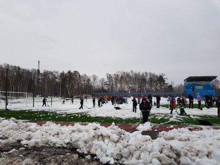 Всеросийский экологический субботник на Сахалине