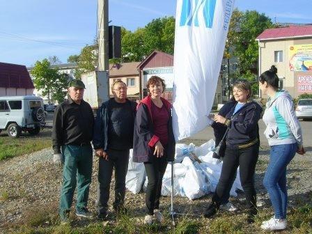 Всероссийская экологическая акция «Вода России» в ЕАО